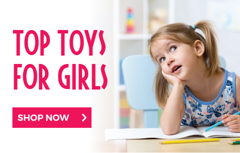 Top Toys for Girls