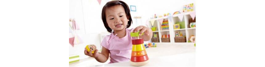 Why You Need a Stacking and Sorting Toy In Your Toybox