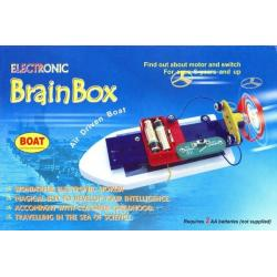 Brain Box Air Driven Boat Electronic Kit