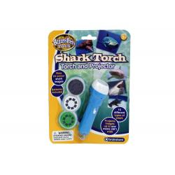 Brainstorm Shark Torch and Projector