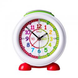 EasyRead Time Teacher Alarm Clock - Rainbow Face