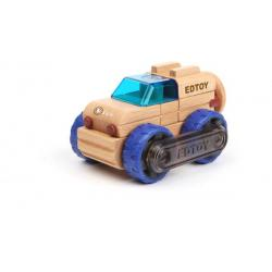 EdToy Transformobile – SUV Car