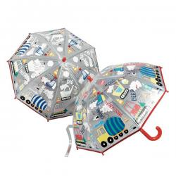 Colour Changing Umbrella - Construction