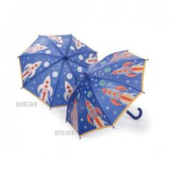 Colour Changing Umbrella - Rocket
