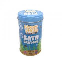 Honey Sticks Natural Bath Crayons