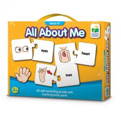 The Learning Journey Match It All About Me Puzzle