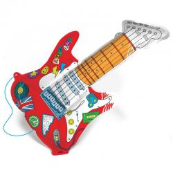 Ooly 3D Colorables Activity DIY Rockin Guitar