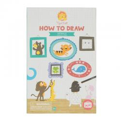 Tiger Tribe How to Draw - Animals