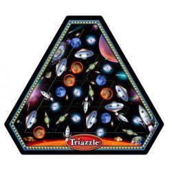 Triazzle 16 Piece Puzzle - Space