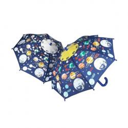 Colour Changing Umbrella - Universe and Solar System