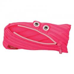 Zipit Monster Pencil Case - Hot Pink