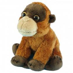 Antics Wildlife Series Mini Orangutan