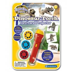 Brainstorm Dinosaur Torch and Projector