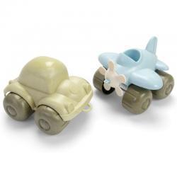 Dantoy Bio Plastic Plane and Car