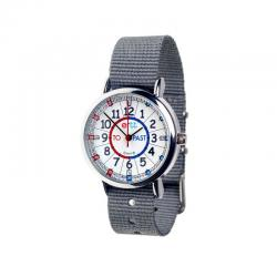 EasyRead Time Teacher Watch Grey Strap