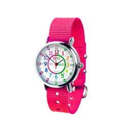EasyRead Time Teacher Watch Pink Strap