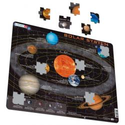 Larsen Solar System Puzzle