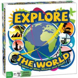 Explore the World Game by Outset Media