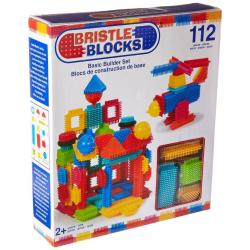 Bristle Blocks 112pc Basic Building Set