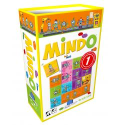Mindo My First Logic Card Game – Robot