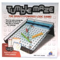 Tumble Maze - The Gravity Powered Logic Game