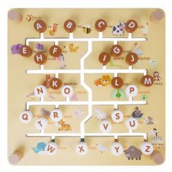 2 n 1 Wooden Pathfinder Puzzle