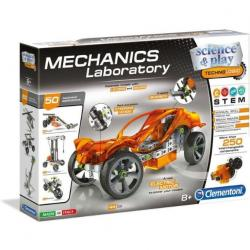 Techno Logic Mechanics Lab - Engineering of Machines