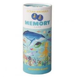 Crocodile Creek Memory Game - Ocean Animals