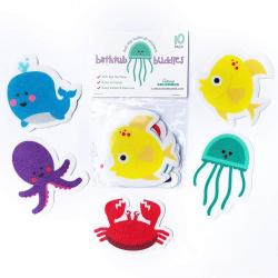 Bathtub Buddies Bath Stickers