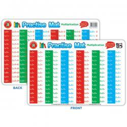 Wipe and Write Practise Mats - Multiplication