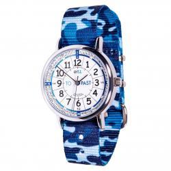 EasyRead Time Teacher Watch  Blue Camo
