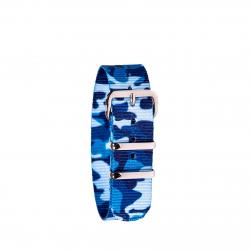 EasyRead Watch Strap Blue Camo