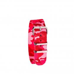 EasyRead Watch Strap Pink Camo
