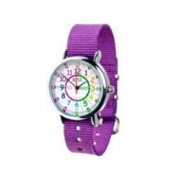 EasyRead Time Teacher Watch Purple Strap