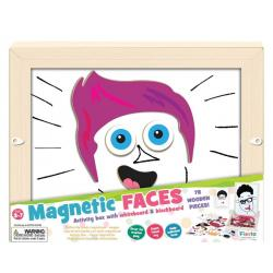 Magnetic Faces Activity Box