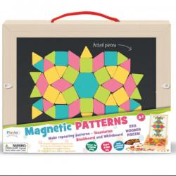 Magnetic Patterns Activity Box