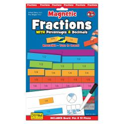 Fiesta Crafts Fractions with Percentages and Decimals