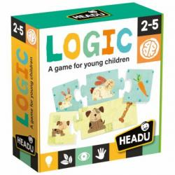 Logic A Game for Young Children Puzzle Set
