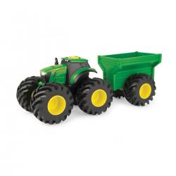 Monster Treads Tractor