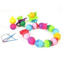 Lalaboom 5 in 1 Snap Beads and Accessories 30pc