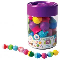 Lalaboom 5 in 1 Snap Beads and Accessories 48pc