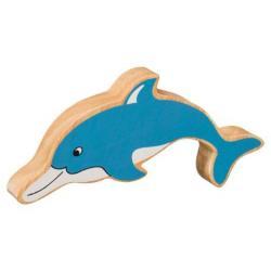 Lanka Kade Wooden Dolphin