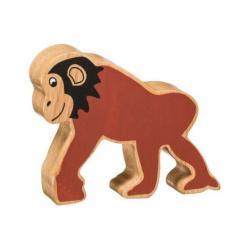 Lanka Kade Wooden Chimpanzee