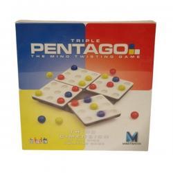 Triple Pentago