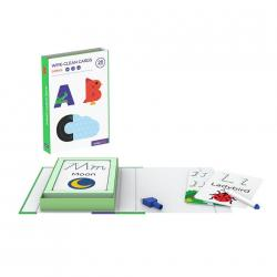 Wipe Clean Letter Flash Cards