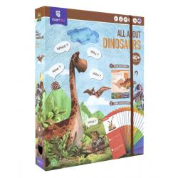 All About Dinosaurs Magnetic Set