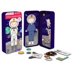 Dream Big Magnetic Puzzle Box - Space Adventurer