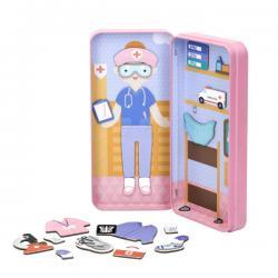 Dream Big Magnetic Puzzle Box - Health Professional