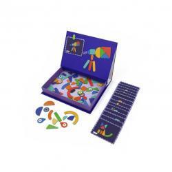 Magnetic Art Case - Shapes