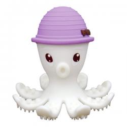 Mombella Octopus Teether Lilac